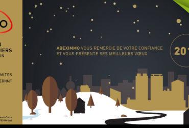 Abeximmo vous présente ses meilleurs vœux pour 2017